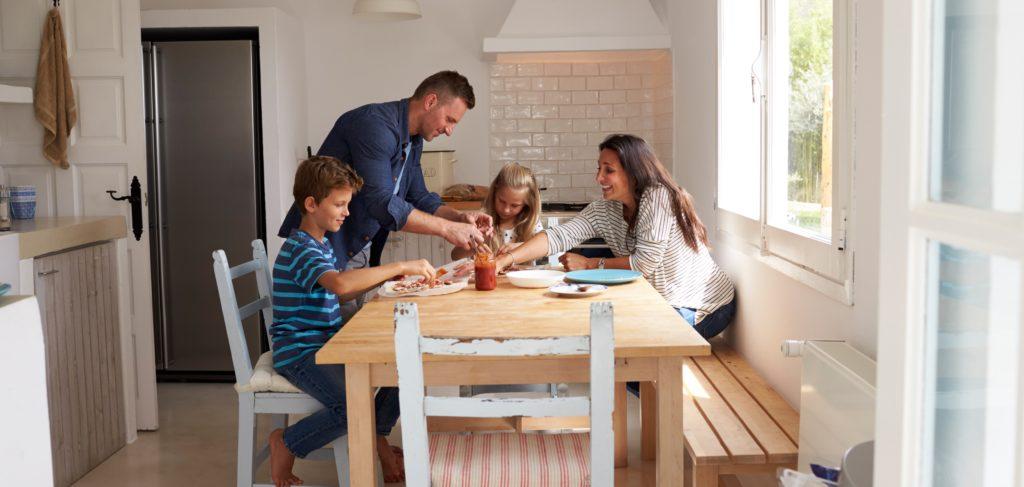 famille et projet d'entreprise